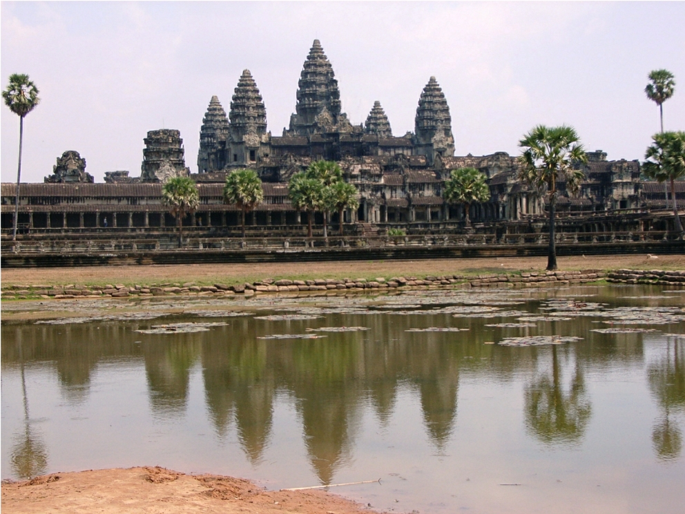 Famous Historic Buildings & Archaeological Sites in Cambodia