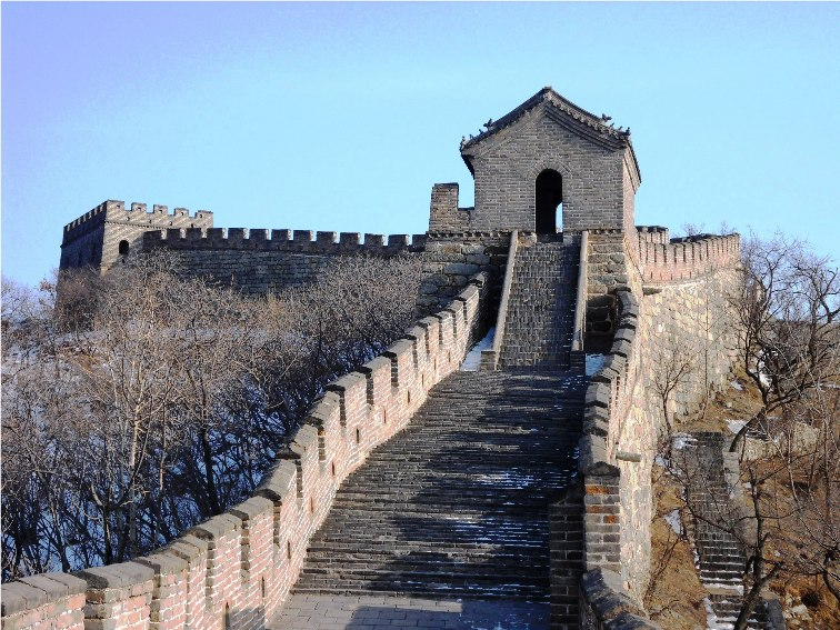 Famous Historic Buildings Archaeological Sitesin China Great