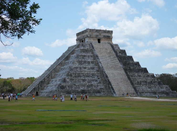 Famous Historic Buildings & Archaeological Sites in Mexico ? Maya City  Palenque, Uxmal, Chichen Itza, Monte Alban