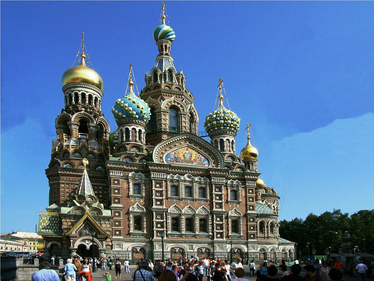 Architecture of St. Petersburg: description, attractions and interesting facts 44