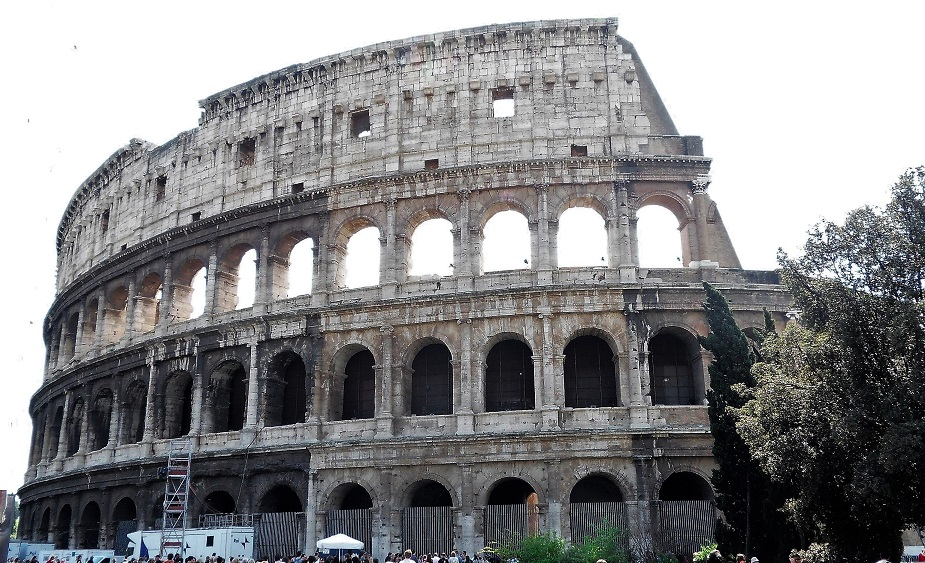 Superb Famous Historic Buildings U0026 Archaeological Site In Italy ? Rome, Colosseum,  Forum, Pantheon.