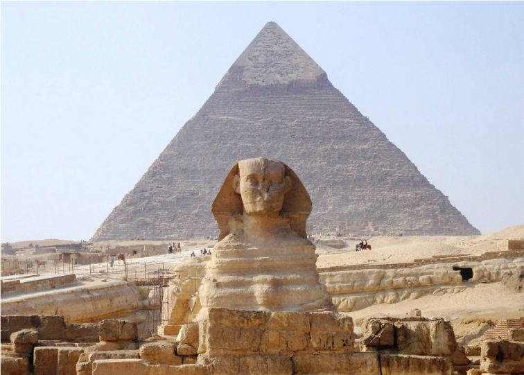 Famous Historic Buildings Archaeological Sites In Egypt