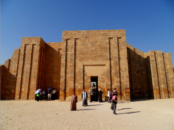 Famous Egyptian Architecture