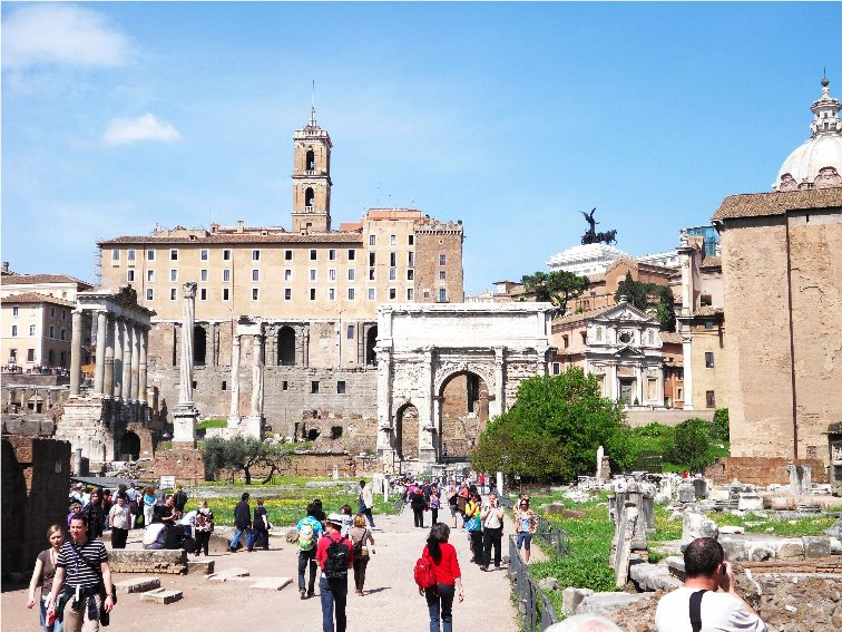 Roman concrete