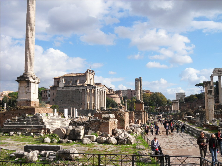 Famous Italian Architecture famous historic buildings & archaeological site in italy ? rome
