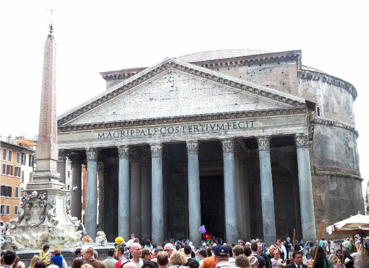 Famous Historic Buildings & Archaeological Site in Italy ? Rome ...
