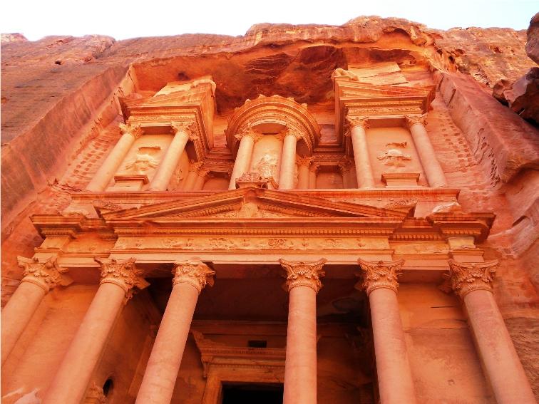 Famous Historic Buildings Amp Archaeological Sites In Jordan