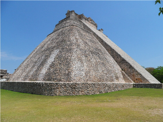Famous Historic Buildings Archaeological Sites In Mexico Maya