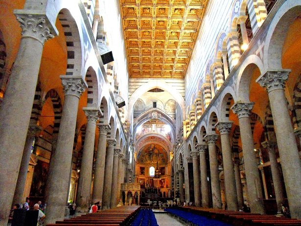 Pisa_Cathedral_Nave