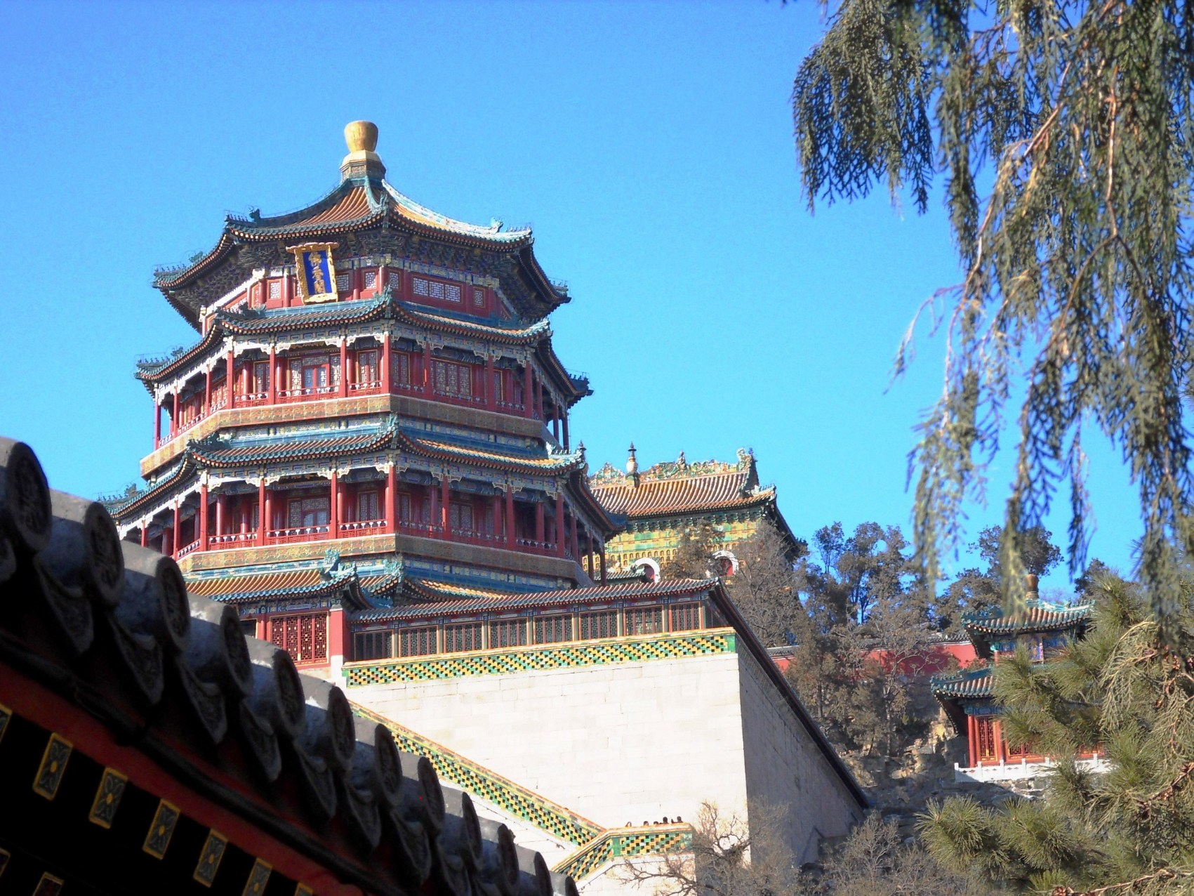 Famous Historic Buildings Archaeological Sitesin China Great Wall Forbidden City Temple Of Heaven Terracotta Warriors Army Potala Palace Lhas