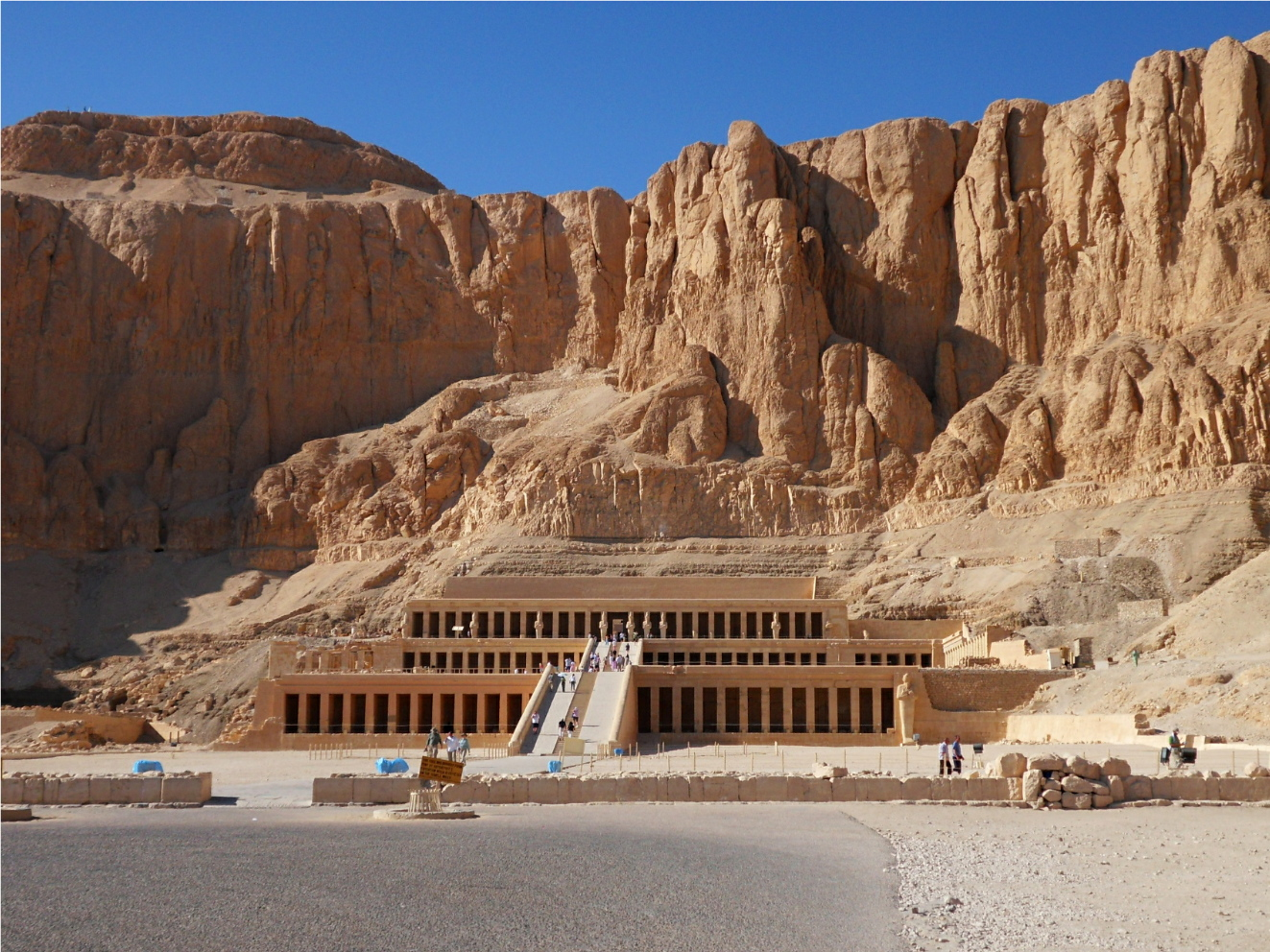 Famous Historic Buildings Archaeological Sites In Egypt - Map of egypt historical sites