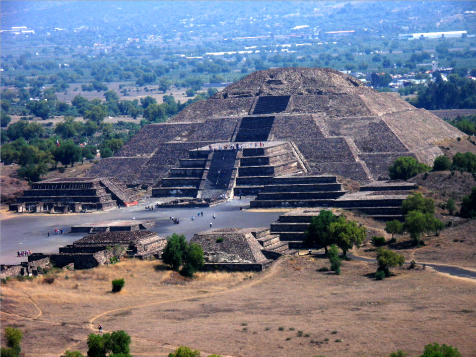 Famous historic buildings archaeological sites in mexico maya located 30 miles northeast of mexico city in the valley of mexico teotihuacn is one of mexicos most popular archaeological sites and contains some of the sciox Gallery